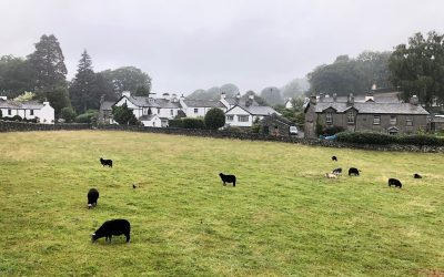 Wandern im Lake District