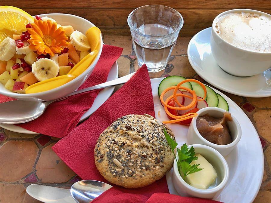 Die Pause – Das Frühstück