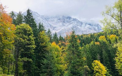 Wandern in Bayern: Zugspitzregion